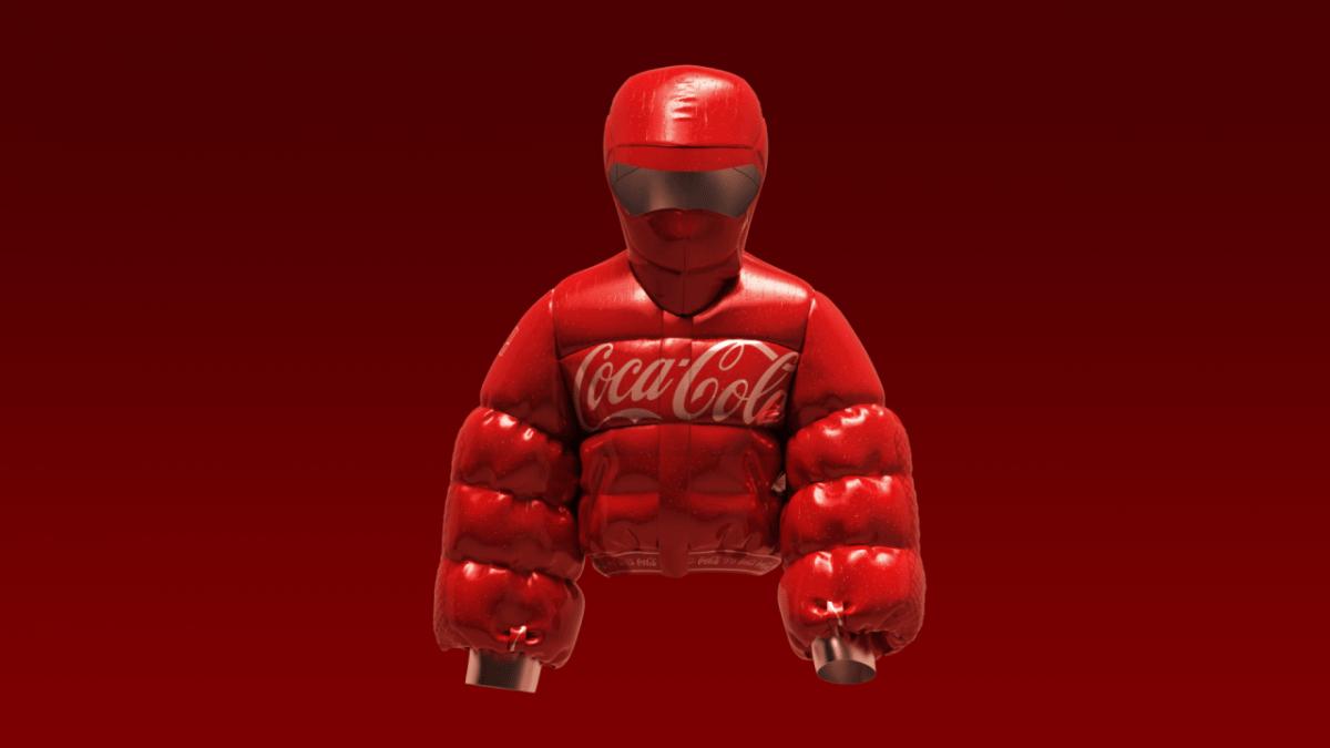 Coca Cola crea su propia colección de NFT y este es el resultado 1