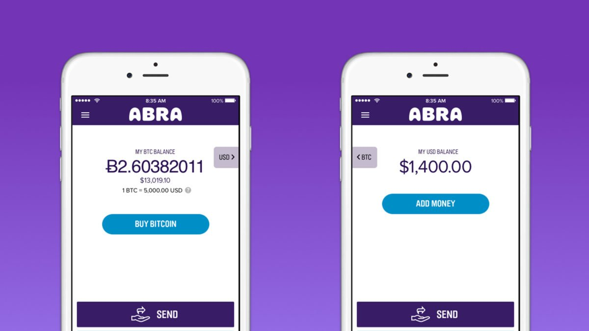 Abra launches new stock trading service that turns your $BTC