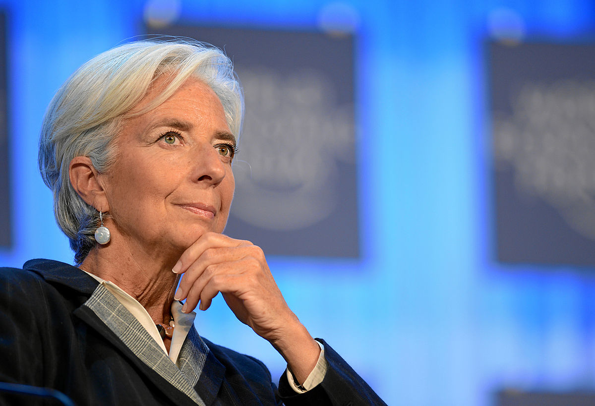 ECB's Lagarde: 'Very unlikely' that central banks will hold Bitcoin in near future
