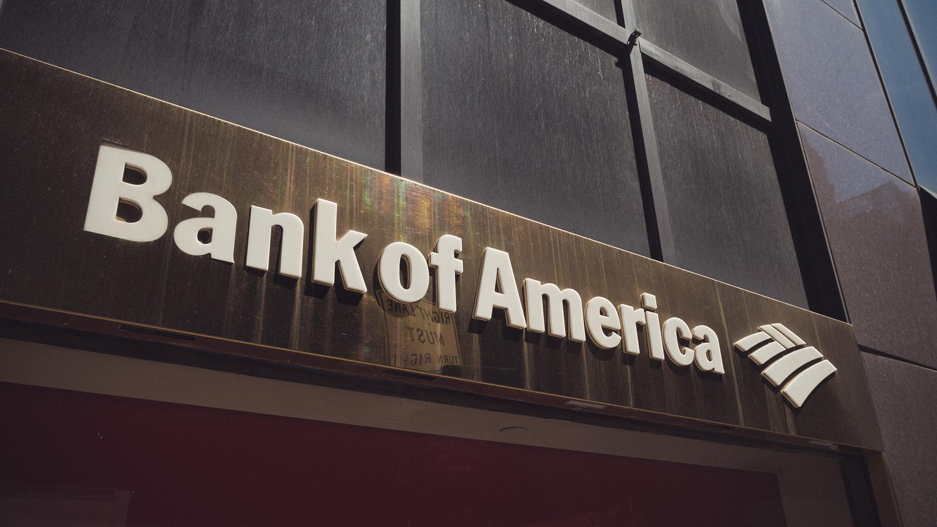 Bank of America has begun clearing bitcoin futures