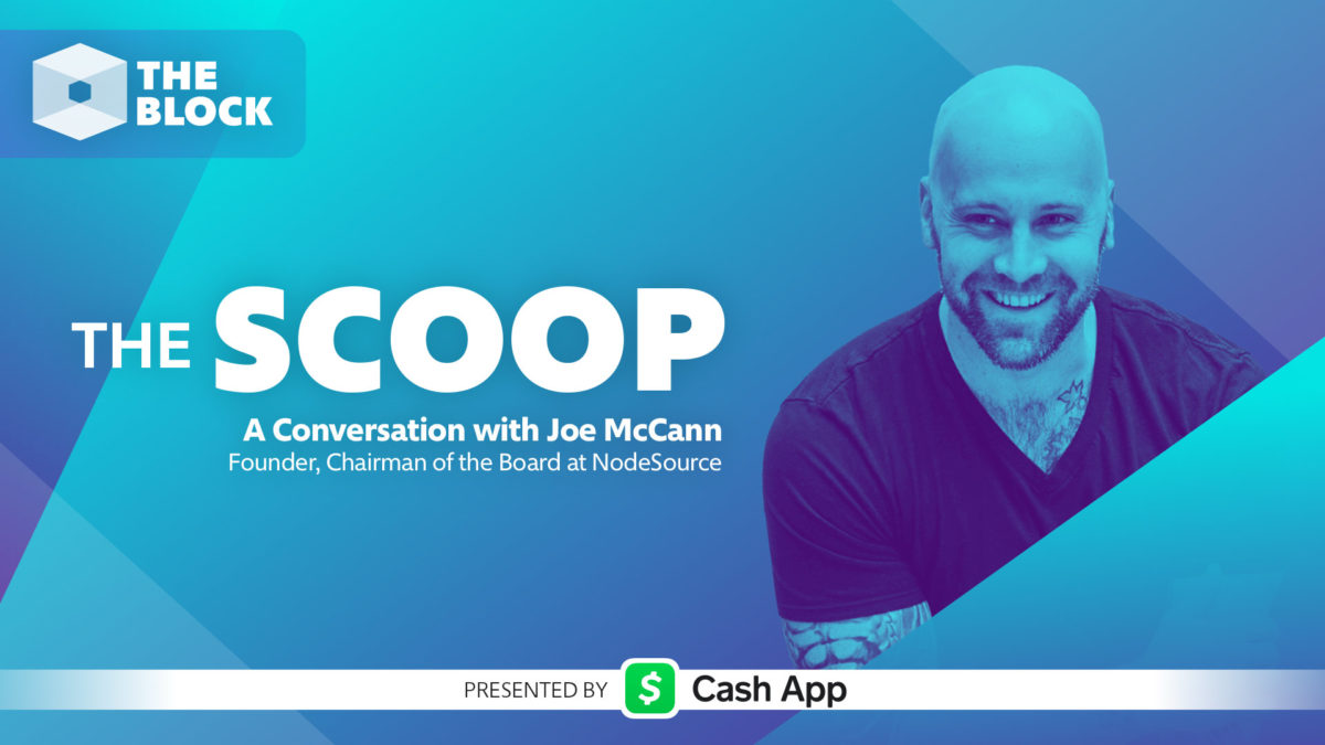 A Conversation with Joe McCann, Founder, Chairman of the