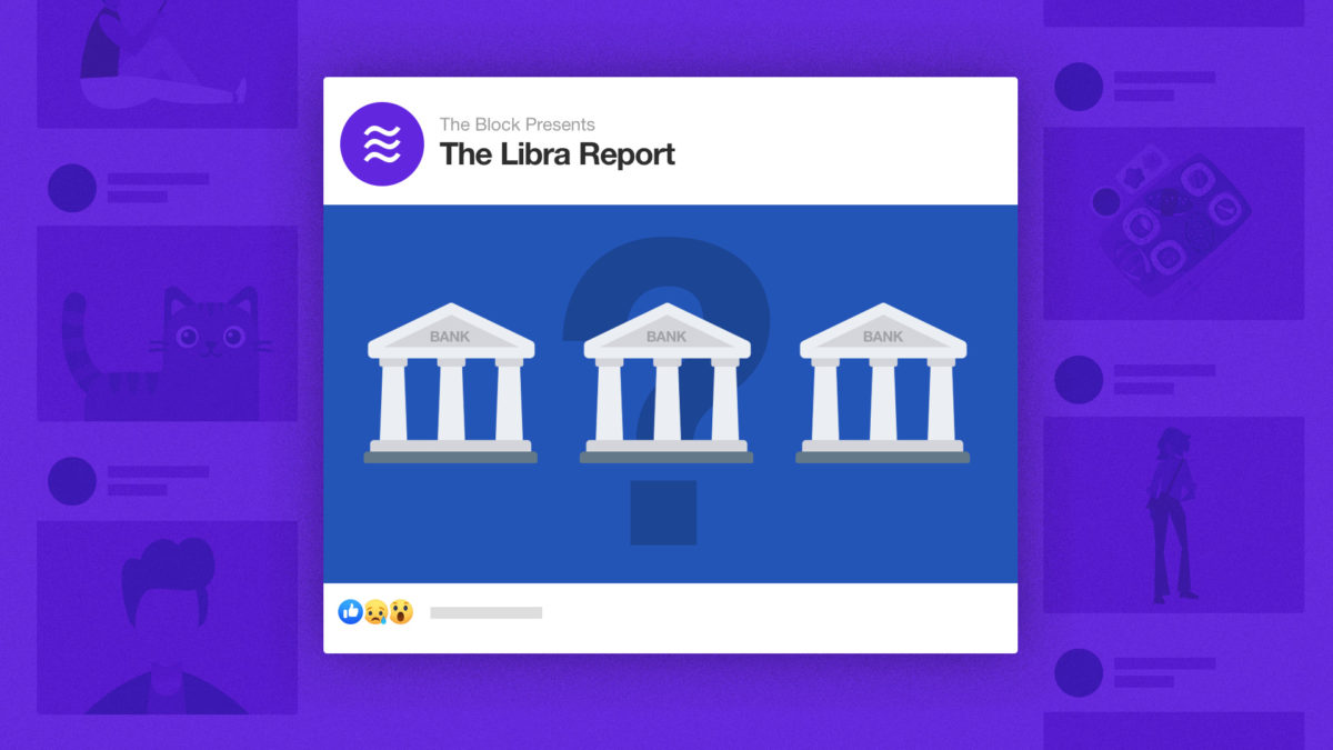 Facebook's Libra cryptocurrency: where are the banks? - The
