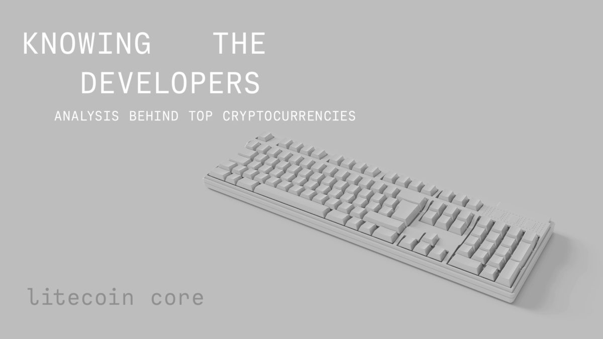Knowing the developers: an analysis of Litecoin Core - The Block