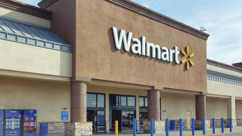 Walmart unveils new fintech startup in partnership with Ribbit Capital