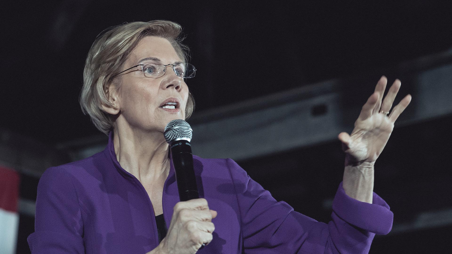 Senator Elizabeth Warren attacks cryptocurrency over ransomware, energy use