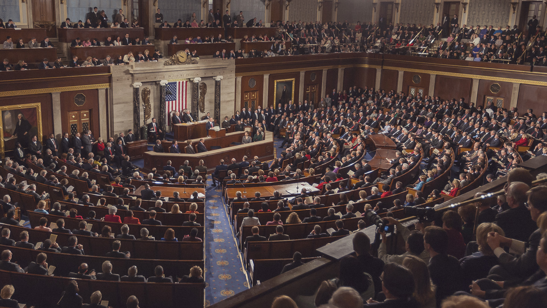 Two blockchain bills pass in the US House, head for Senate