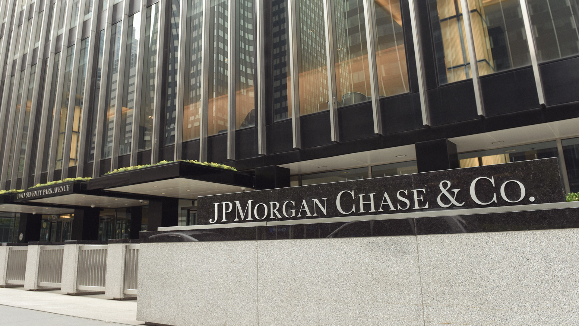 Highlights from J P  Morgan's latest global blockchain and