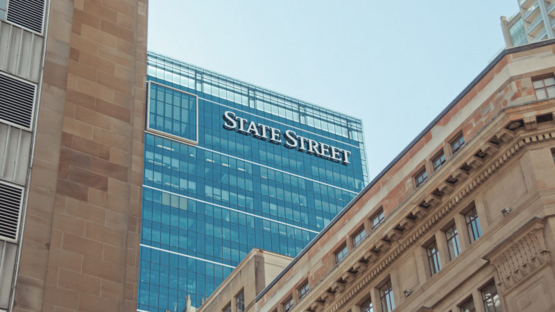State Street is helping build a crypto trading platform for institutions