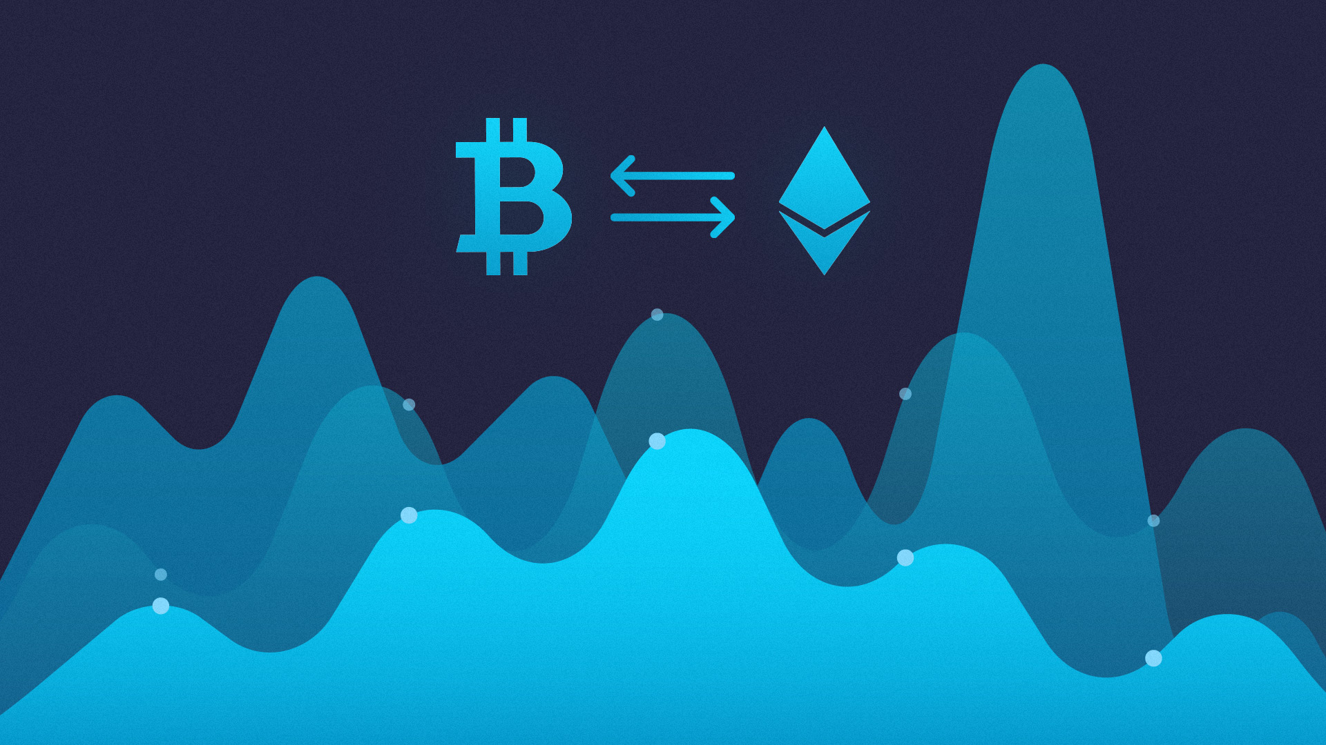 Ether options trading volume surpassed that of bitcoin's for the first time on Deribit