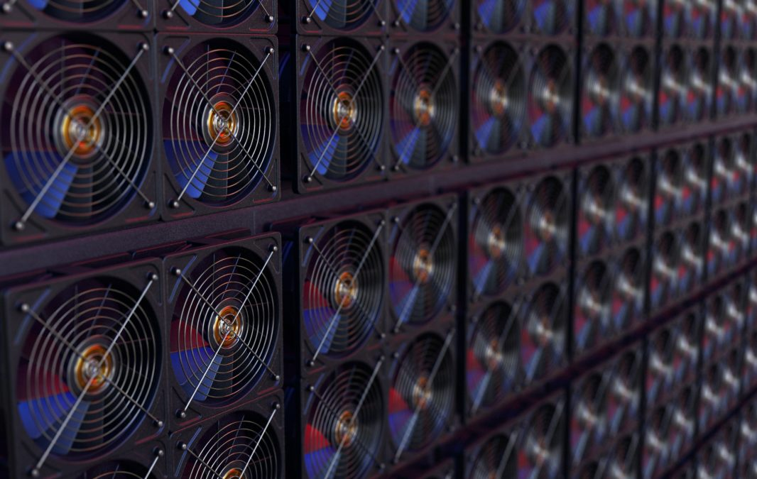 most powerful cryptocurrency miner