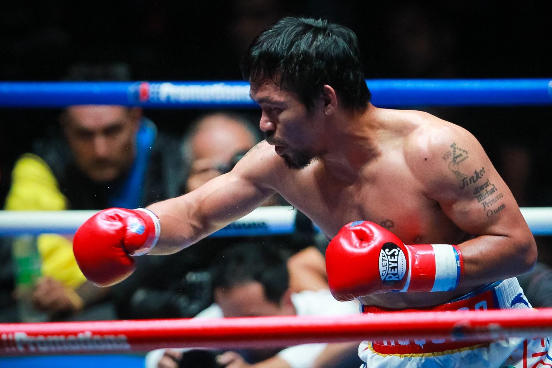 Manny Pacquiao Vermögen