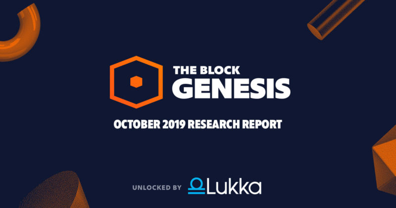 Analyst Conference Call | October 2019 Research Report
