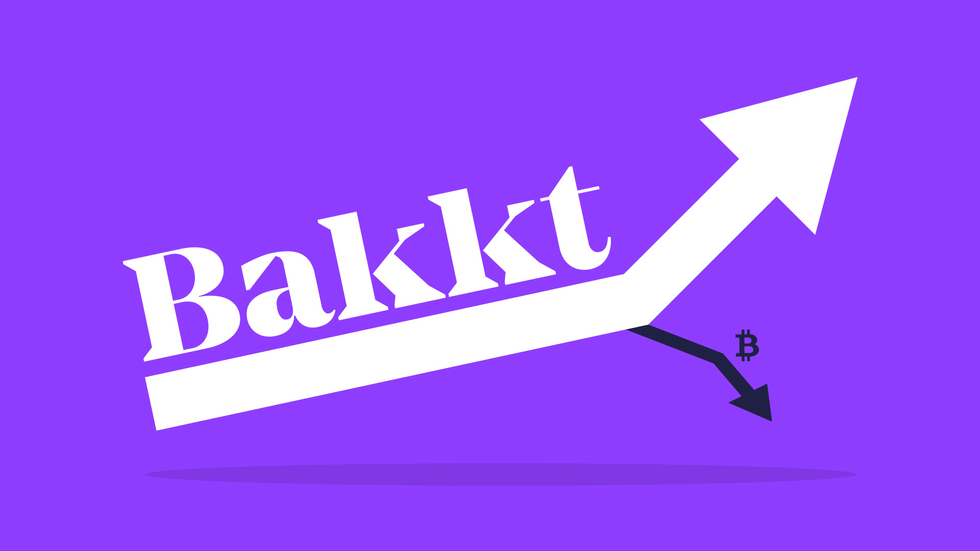Bakkt's volumes are soaring as bitcoin sinks, and it could