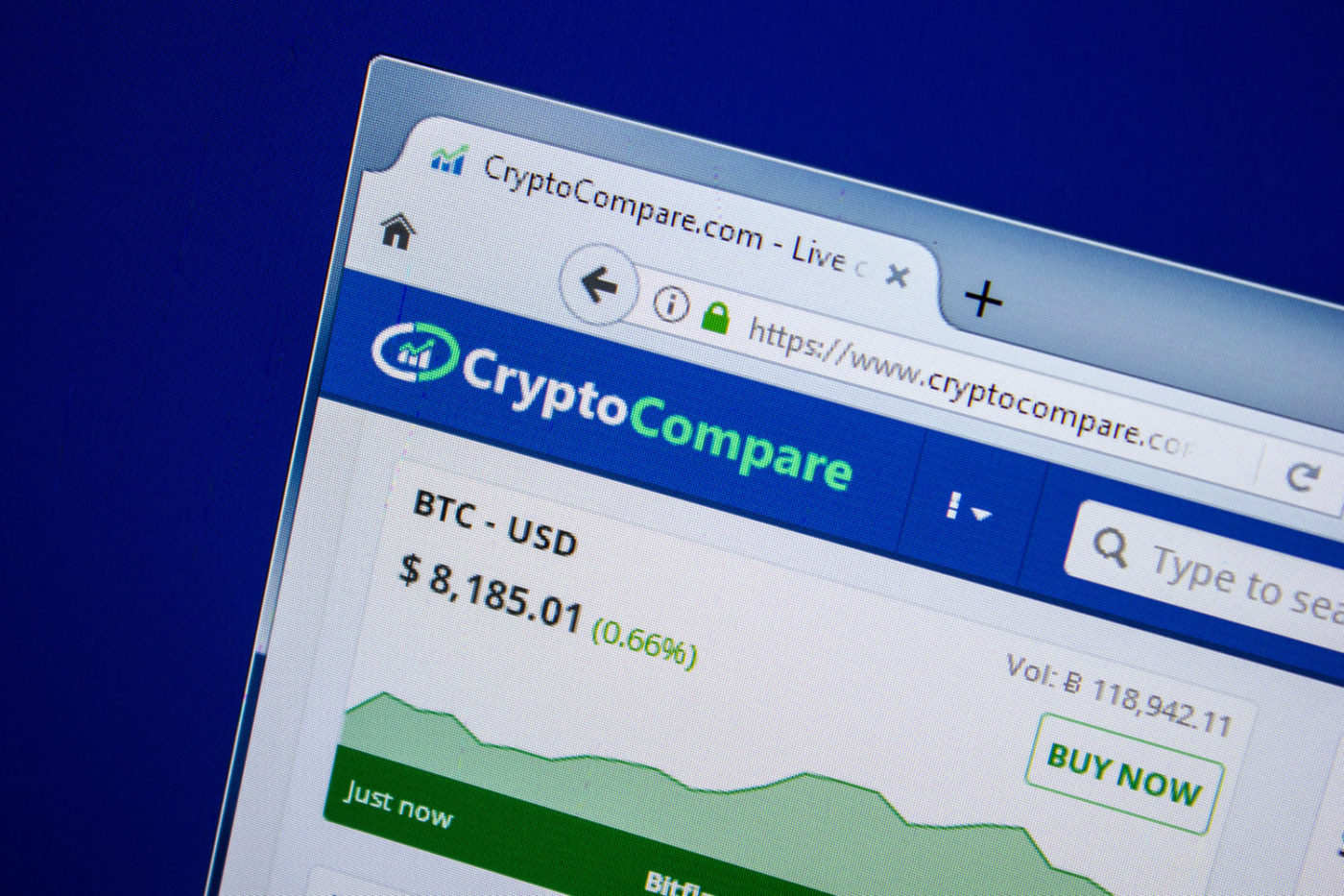 VanEck subsidiary invests in UK analytics startup CryptoCompare