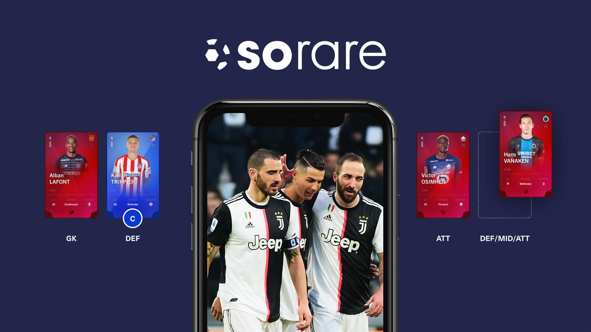 Fantasy soccer NFT platform Sorare scores $680 million raise led by SoftBank