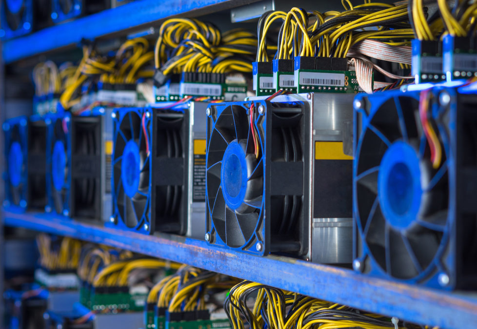 how to be a cryptocurrency miner