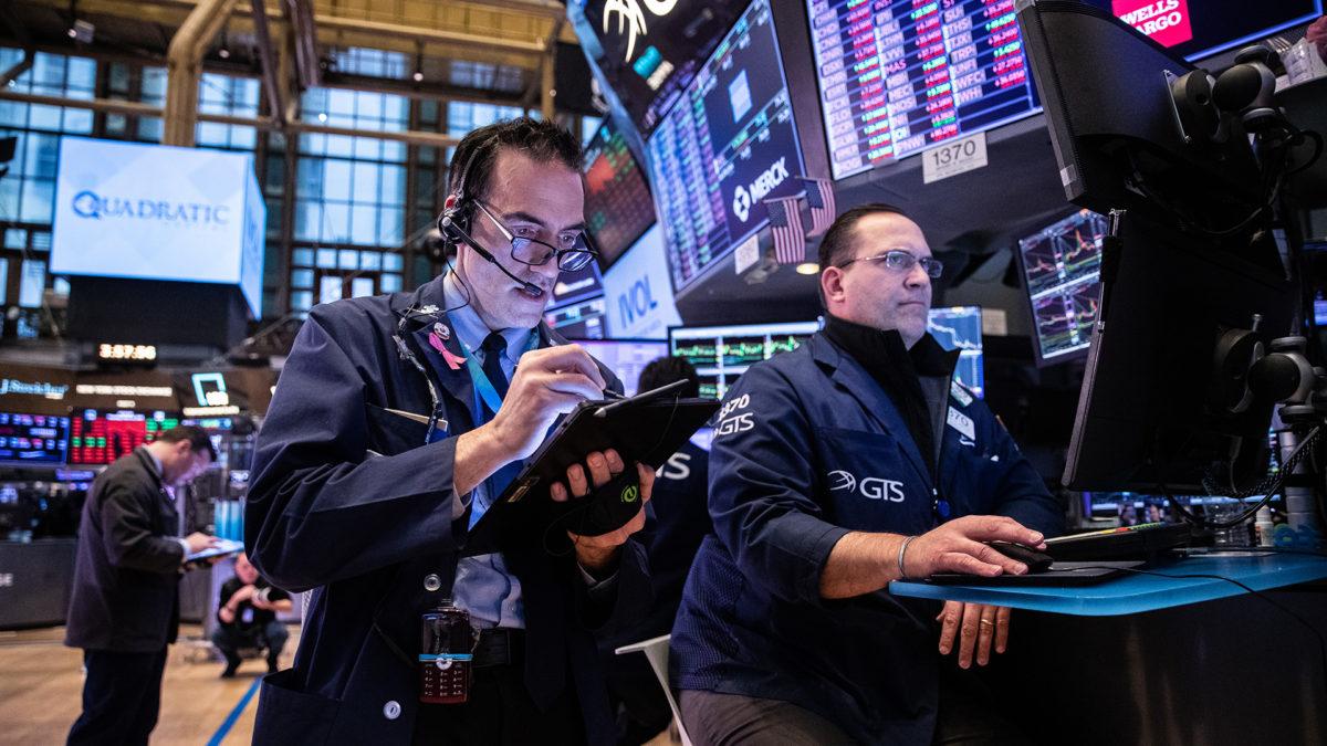closing its trading floor