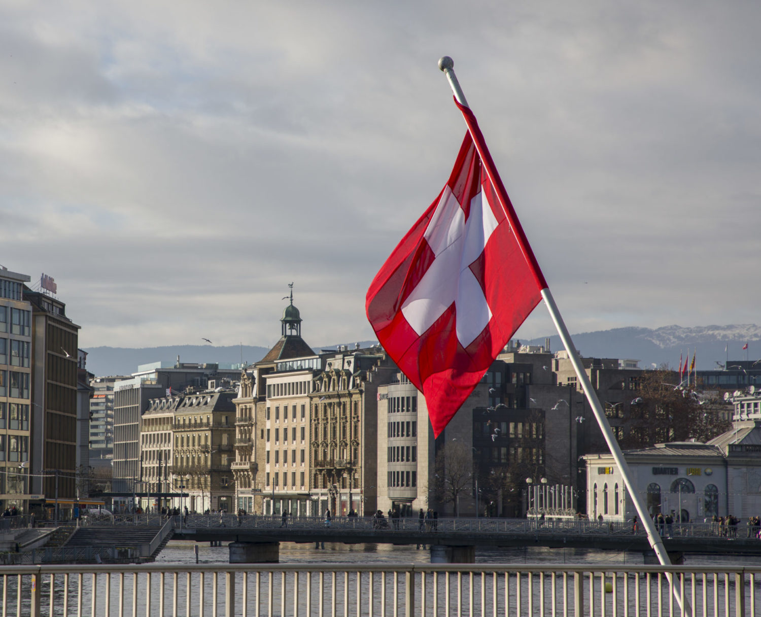 One of Switzerland's oldest banks now offers trading in cryptocurrencies