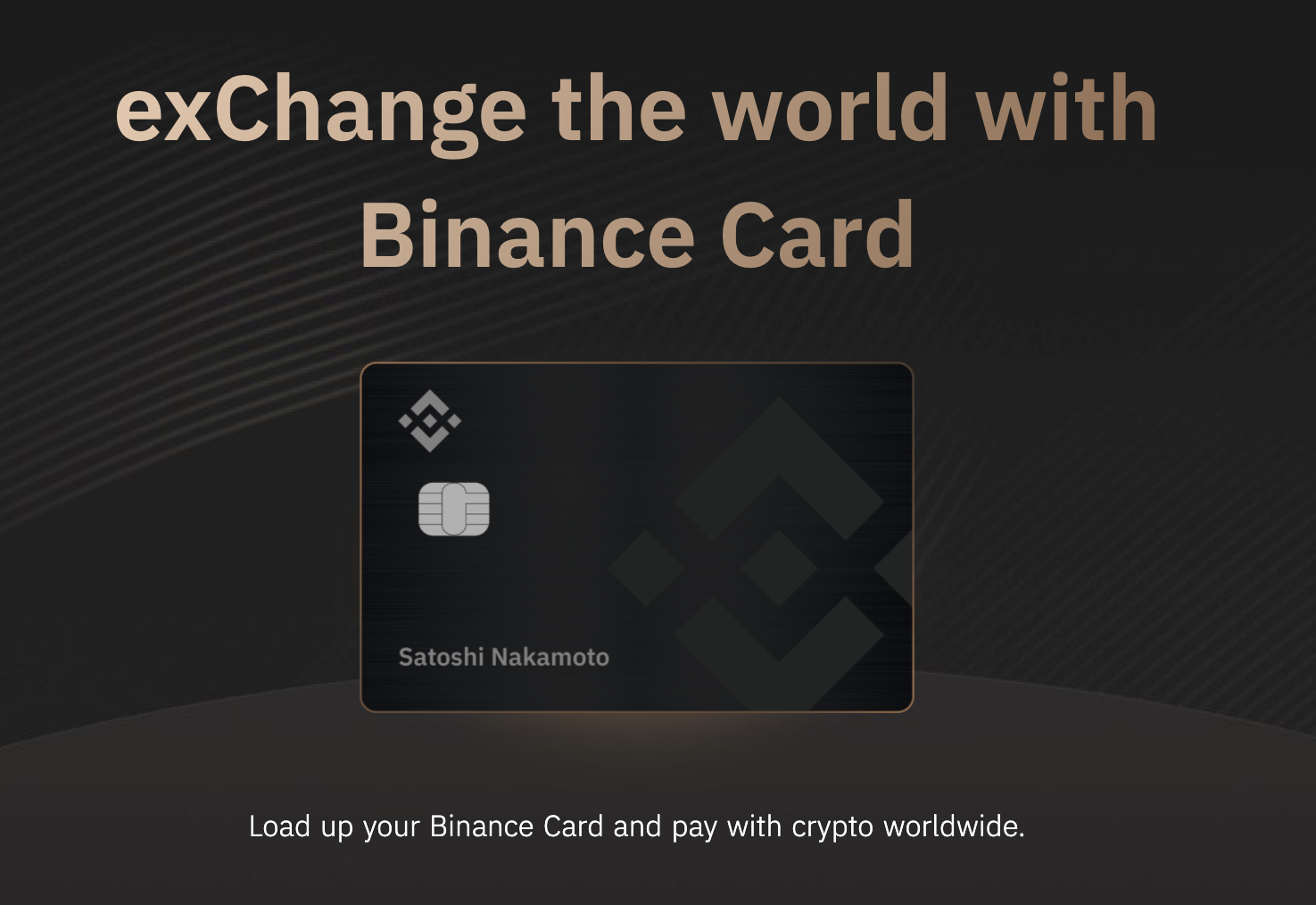 Binance Card sans VISA