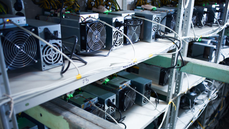 China's Inner Mongolia seeks to shut crypto mining farms in new proposal