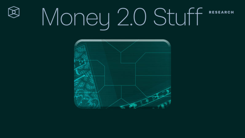 Money 2.0 Stuff: Common ownership