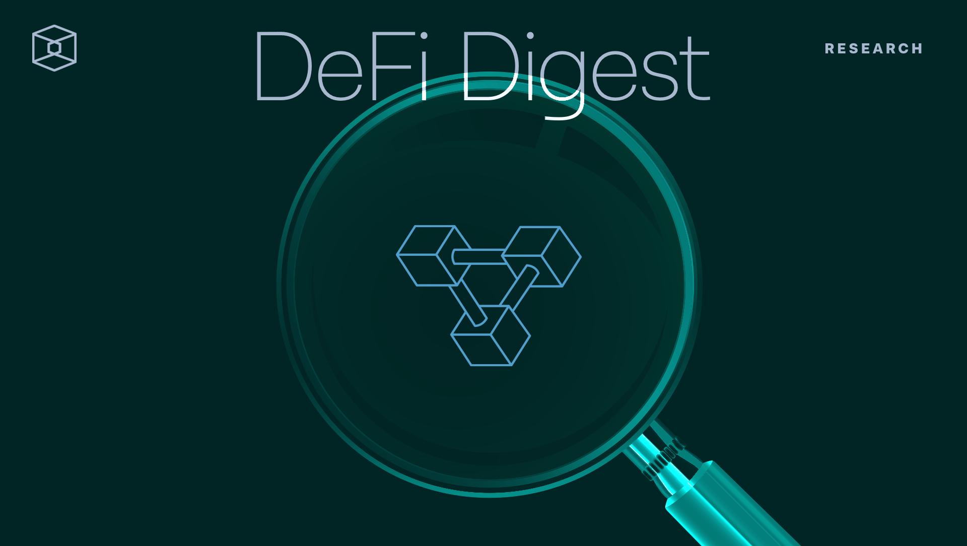 DeFi Digest: WRAP LP androllups