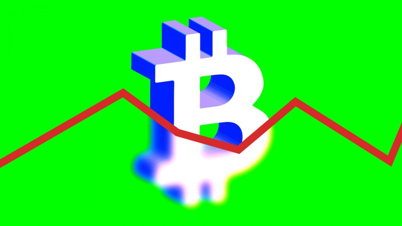 Bitcoin dips below $48,000 as nearly $6 billion in crypto futures are liquidated