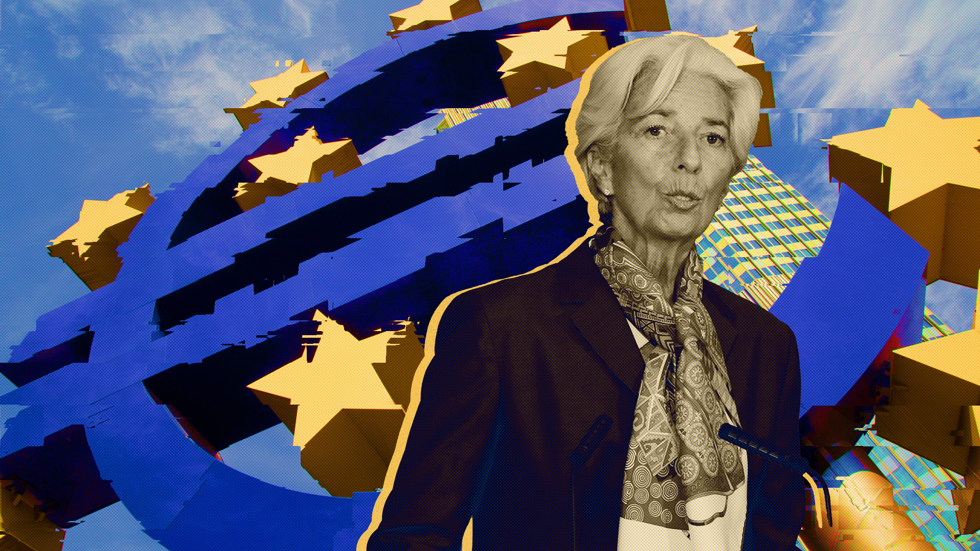 ECB's Lagarde says technology questions remain for a potential digital euro