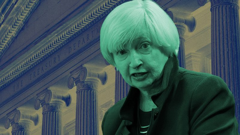 Yellen: US government should consider benefits of cryptocurrencies and digital assets