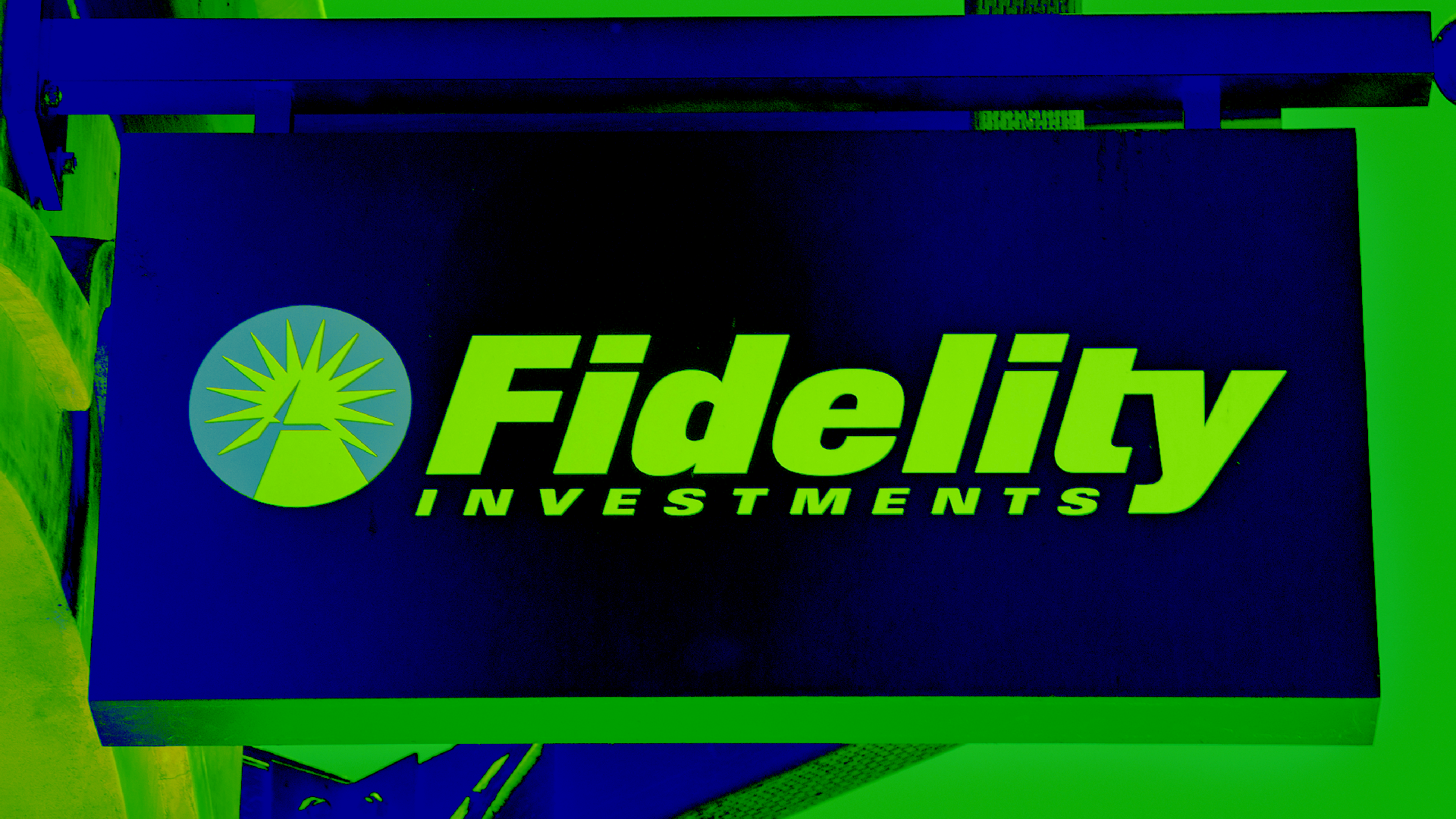 Asset management giant Fidelity files for a bitcoin ETF