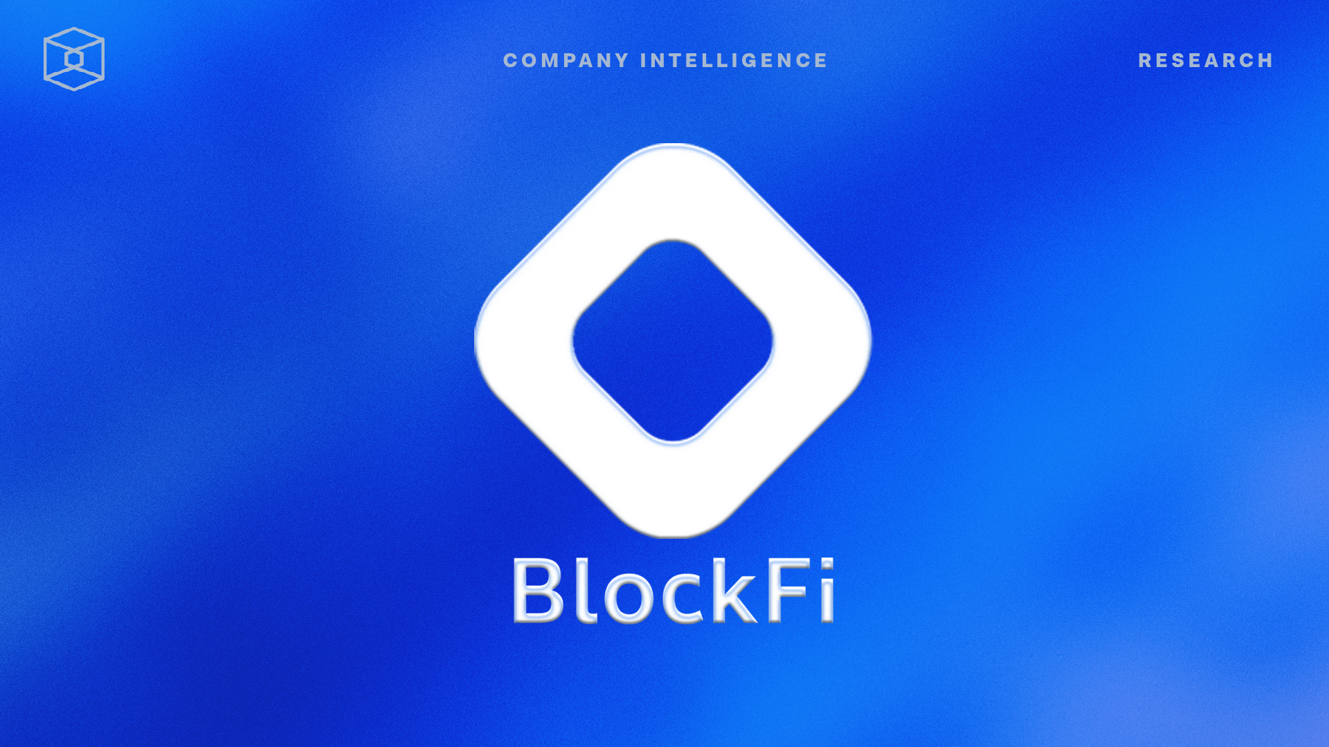 BlockFi Company Intelligence: Building a Crypto-Native Neobank for a Growing Industry