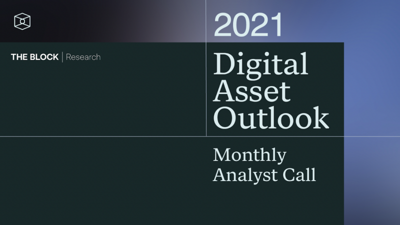 The Block Research 2021 Analyst Call – Video Recording and Slides