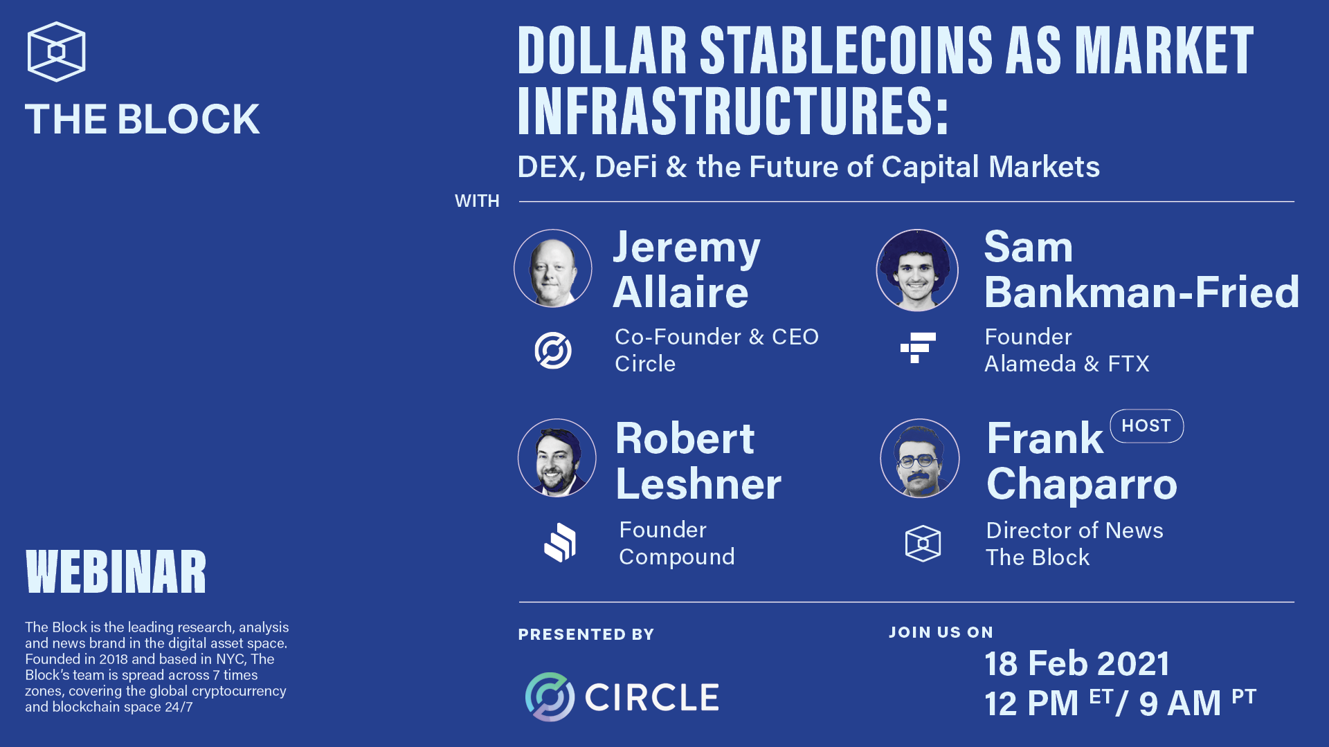 Dollar Stablecoins as Market Infrastructure: DEX, DeFi & the Future of Capital Markets   Full Video