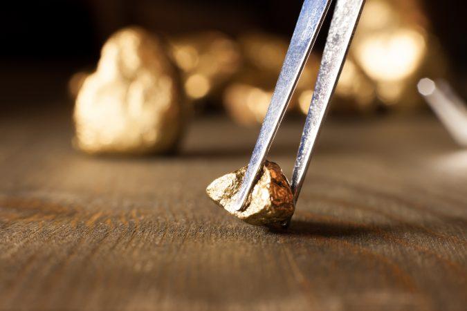 Bitcoin reaches 10% of gold's market cap, according to one estimate