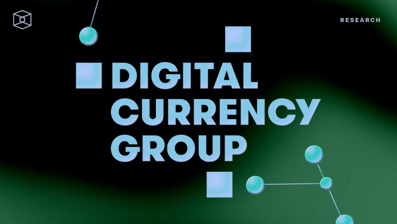 Mapping out Digital Currency Group's portfolio