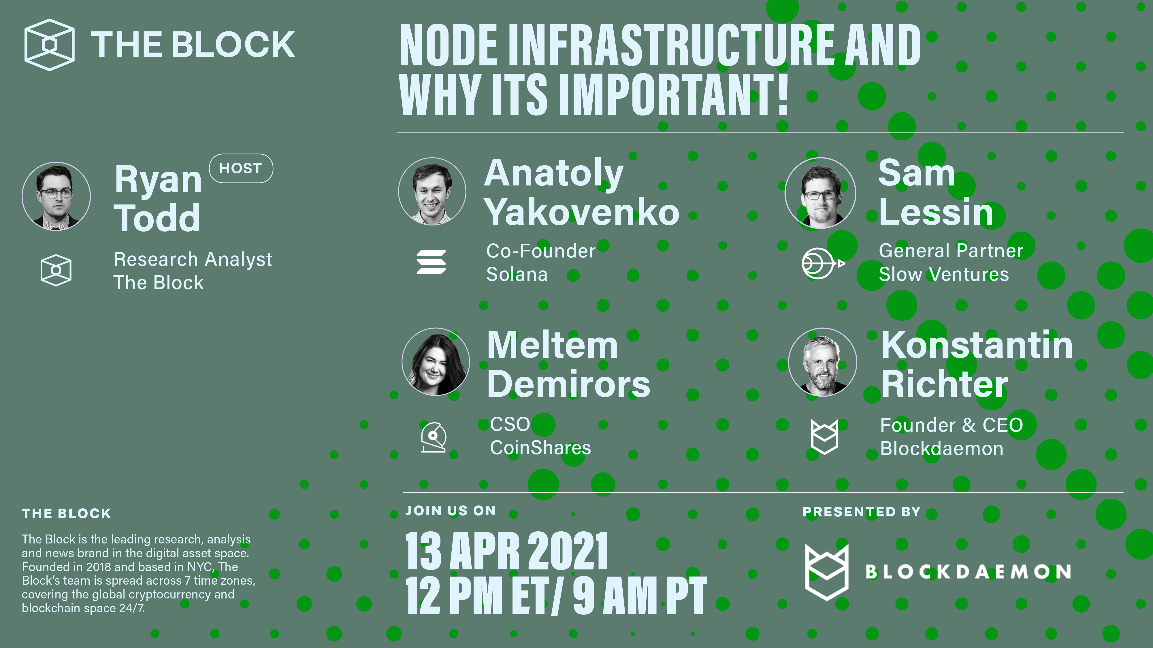 Node infrastructure and why its important   Full Video