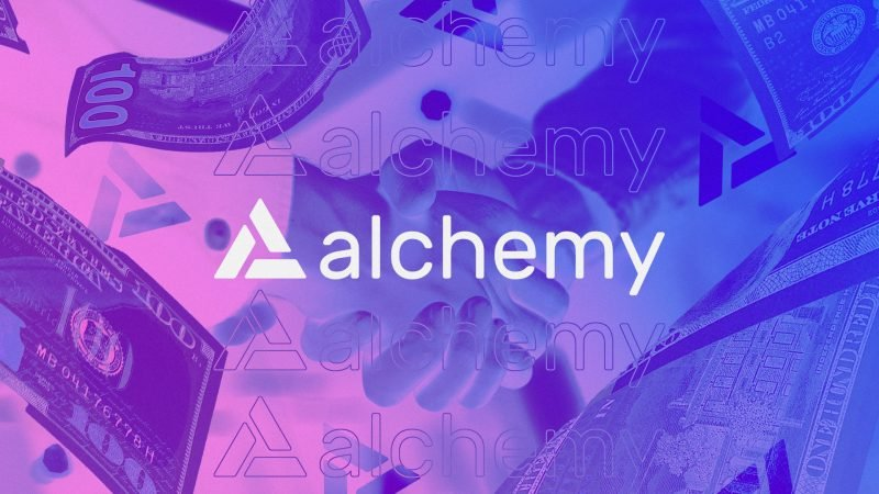 Blockchain infrastructure provider Alchemy clinches unicorn status in $250 million fundraise led by a16z