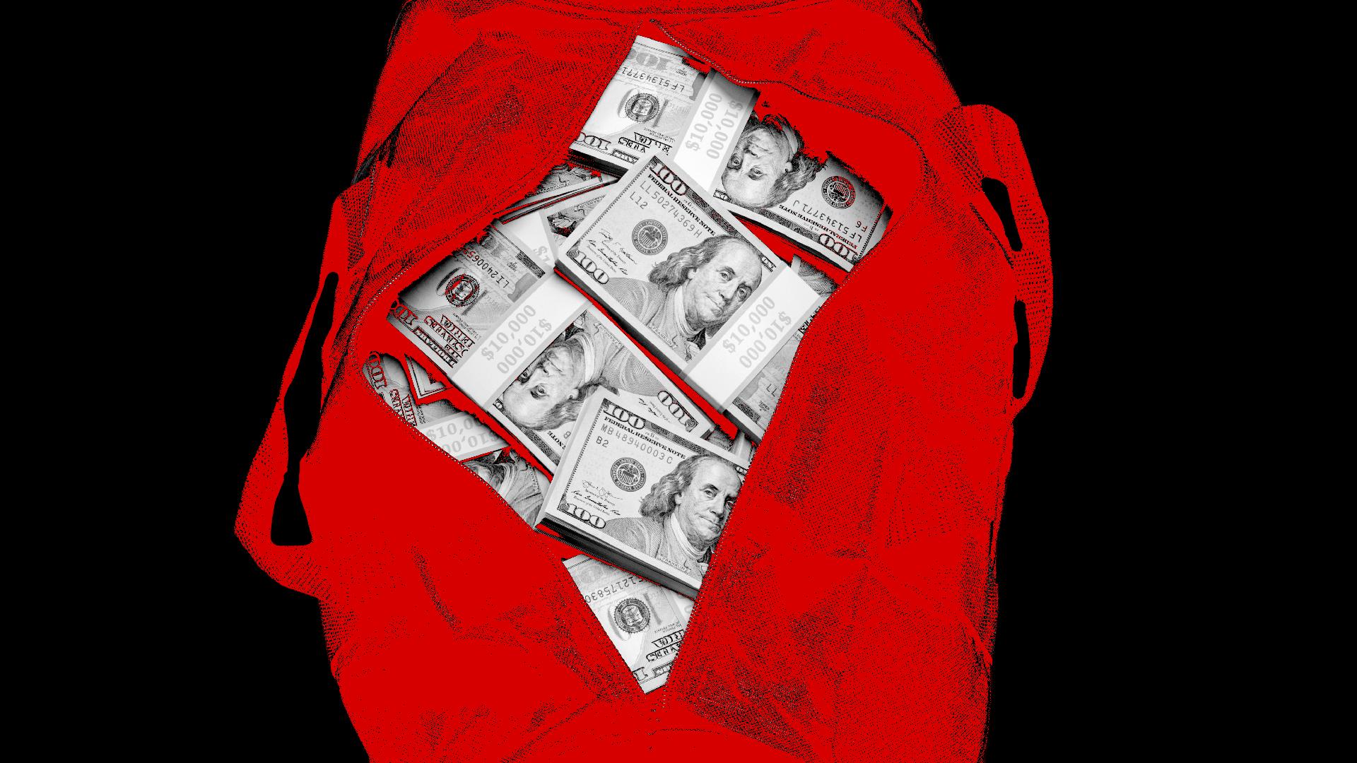 Bitfinex just spent $23.7 million in fees to make a single Ethereum transaction