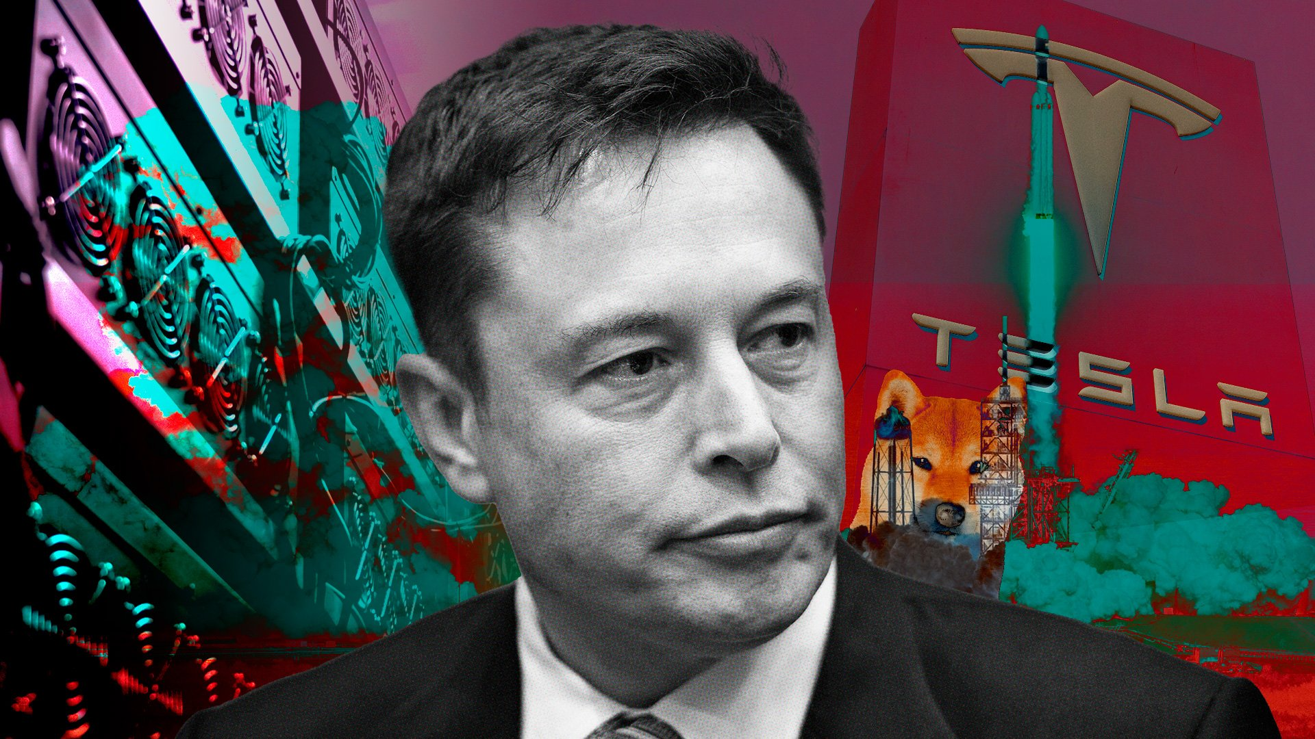 Event confirms Elon Musk will discuss bitcoin with Jack Dorsey in July