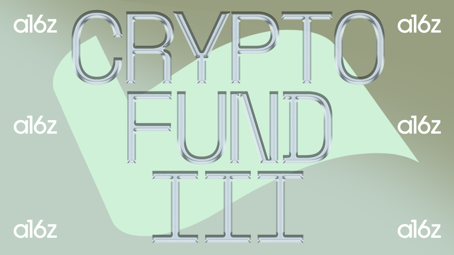 'Largest crypto fund ever:' a16z officially launches new $2.2 billion crypto venture fund