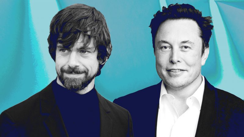 Elon Musk says SpaceX owns Bitcoin and he owns Ethereum in Jack Dorsey talk