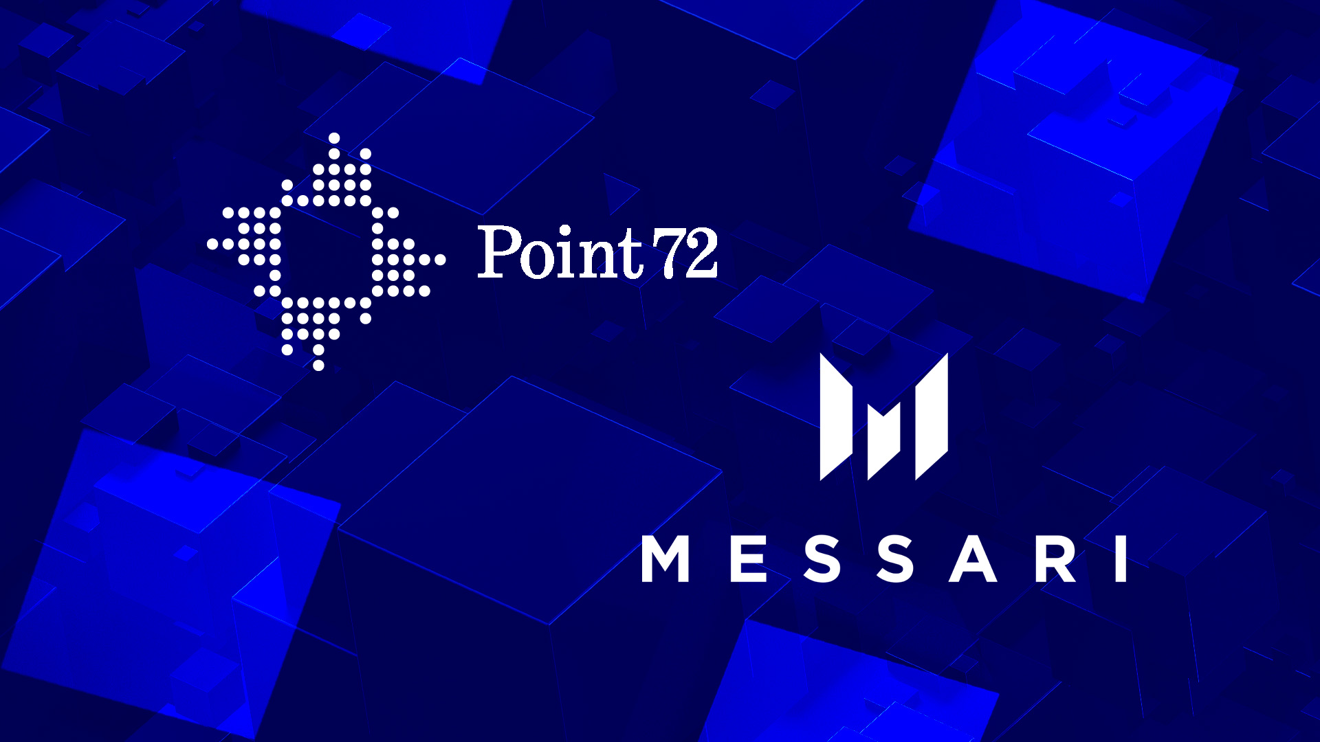 Steve Cohen's Point72 makes first crypto venture investment, leads Messari's $21M raise