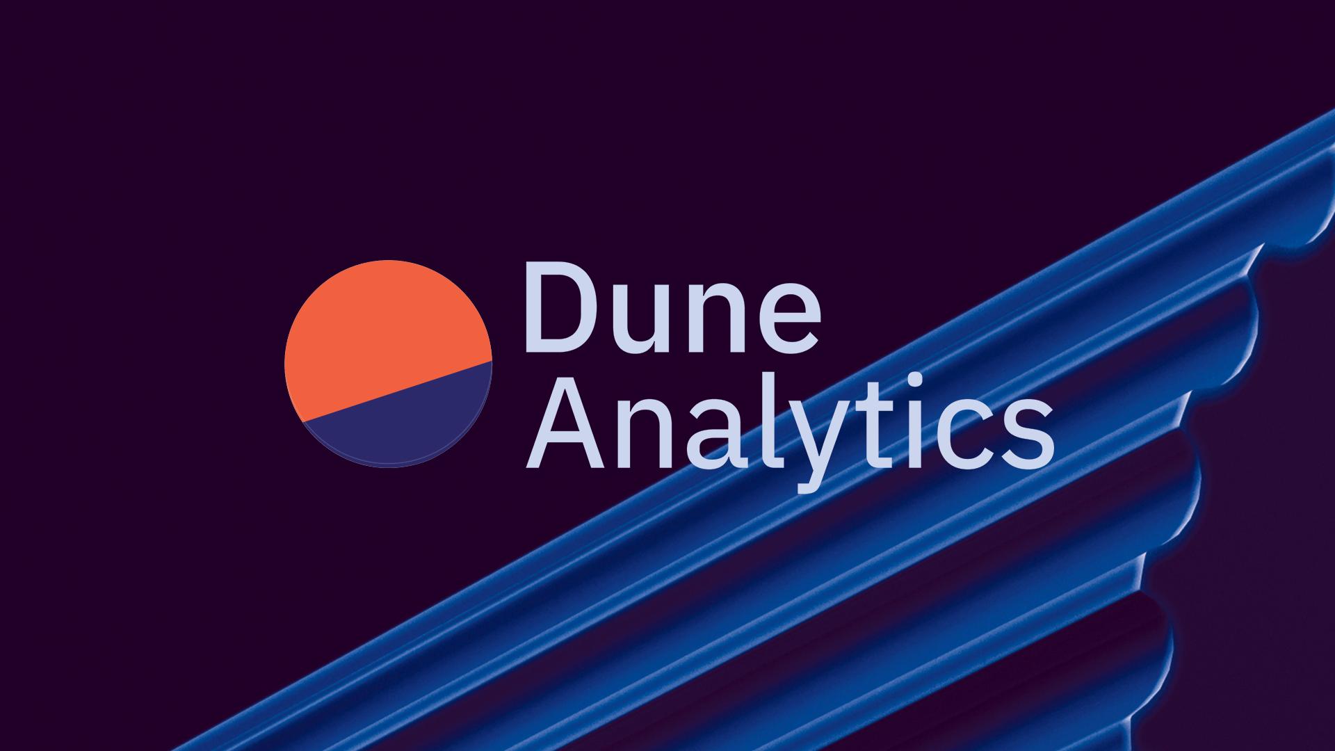Crypto data analytics platform Dune raises $8 million in Series A funding