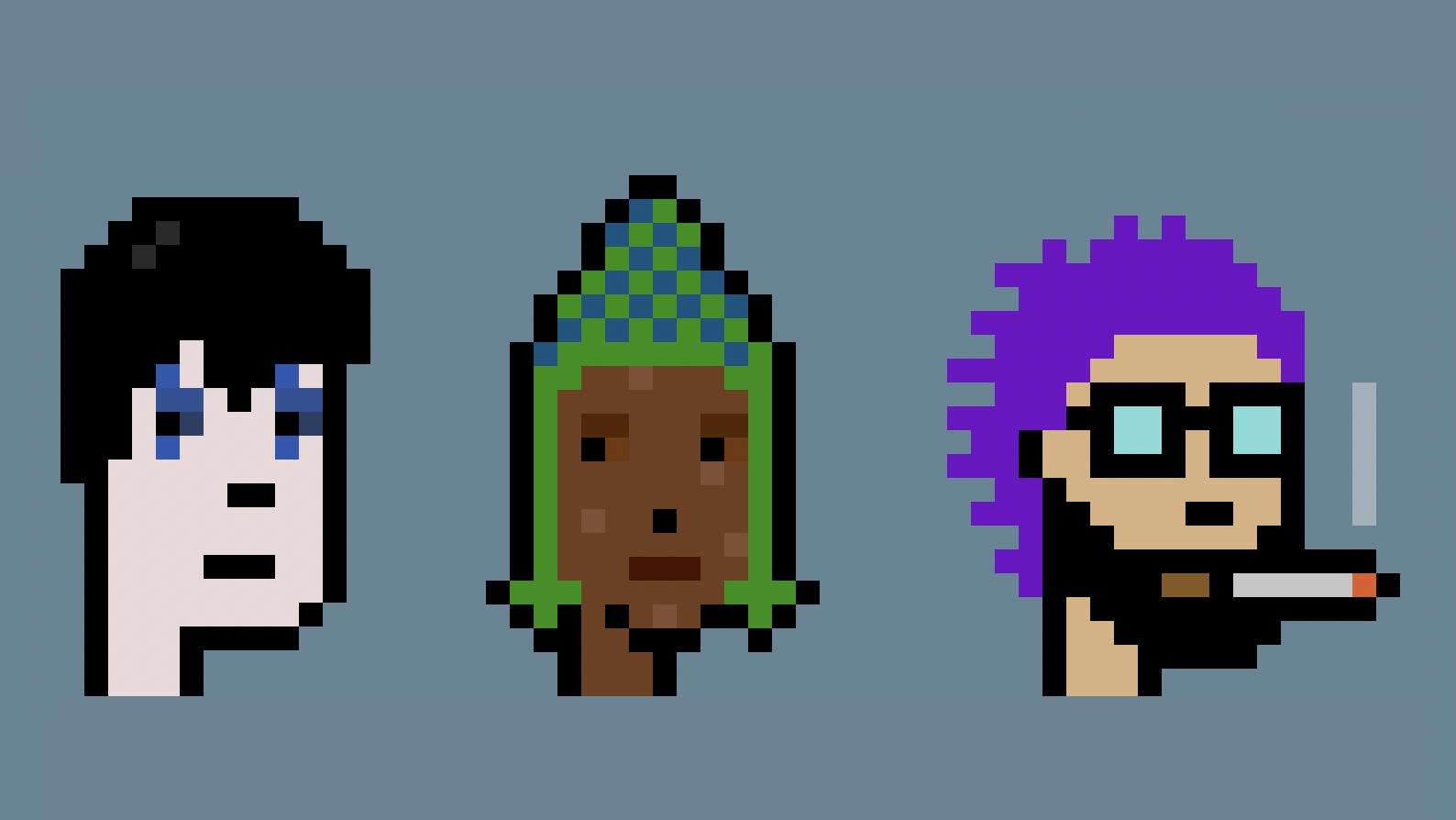 90 CryptoPunks get snapped up in one hour following Visa's $150,000 purchase