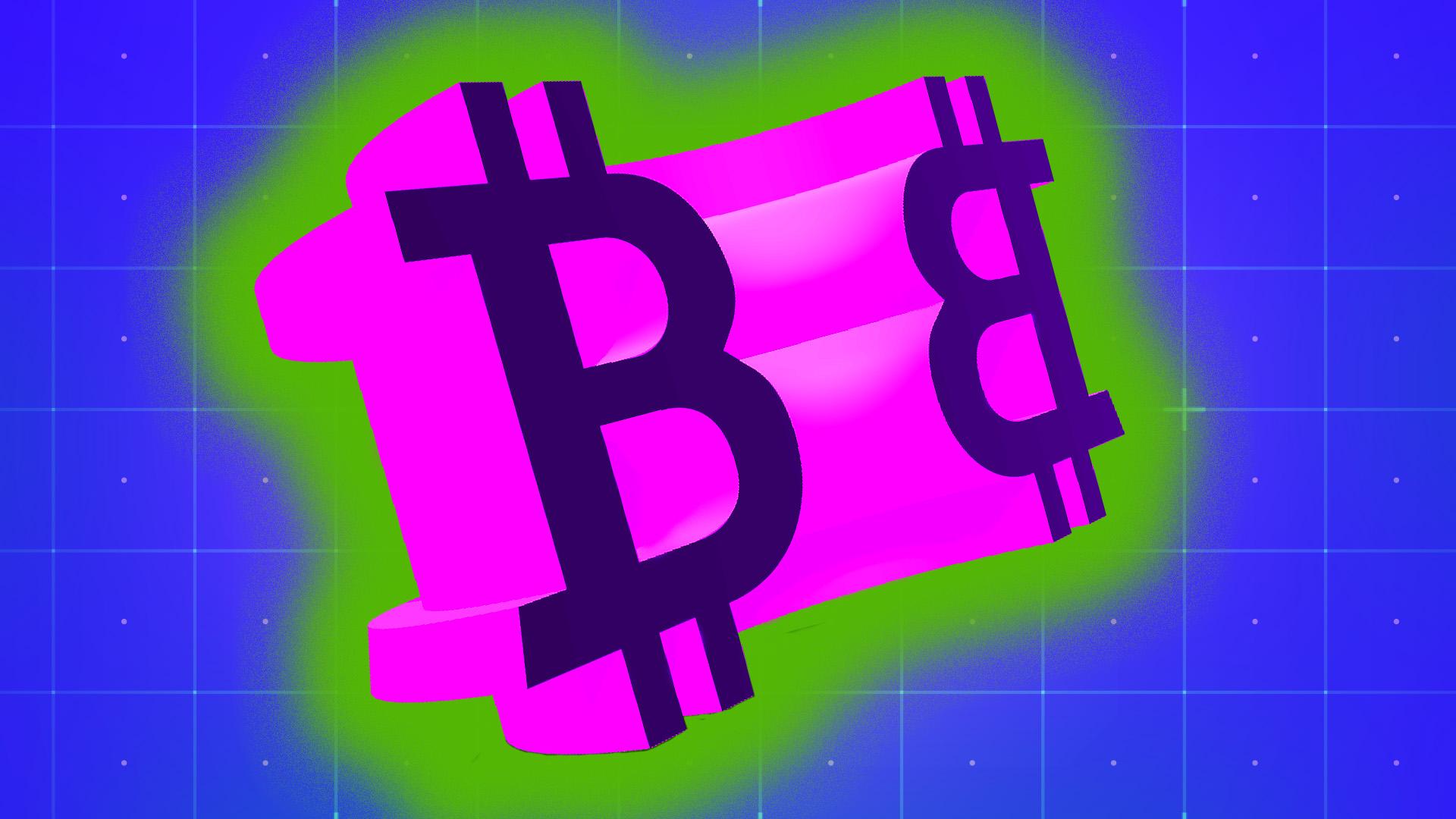 Bitcoin's market cap is back above $1 trillion