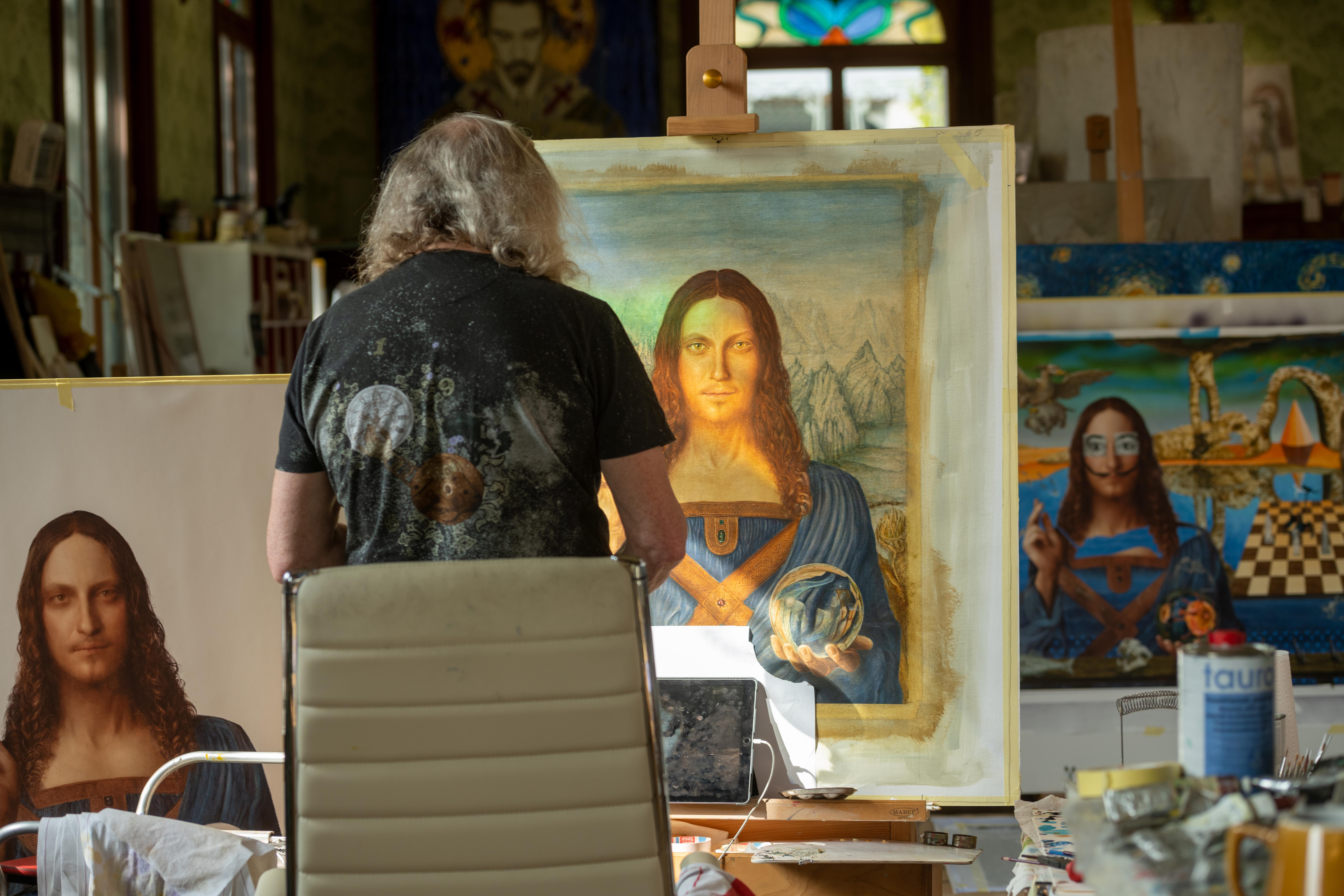 Notorious art forger Wolfgang Beltracchi enters the NFT world